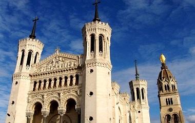 Visite Fourvière à Lyon (groupes scolaires ou familles) avec Ludivisites Lyon - Sortie scolaire ou famille Fourvière Lyon