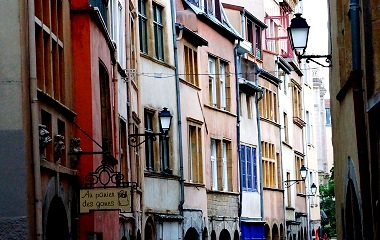 Visite Jeu de piste Vieux Lyon (groupes scolaires ou familles) avec Ludivisites Lyon - Sortie scolaire ou famille Vieux Lyon