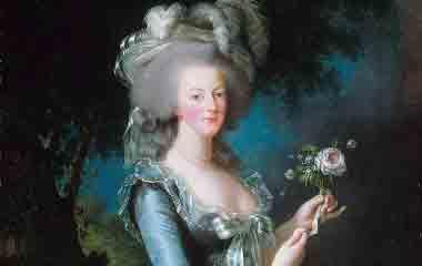 Animation scolaire Histoire (Ancien Régime) à Lyon. La vie de Marie-Antoinette et de Louis XVI